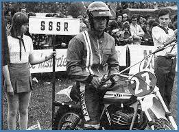 Gennady 1974 1 malig auf KTM